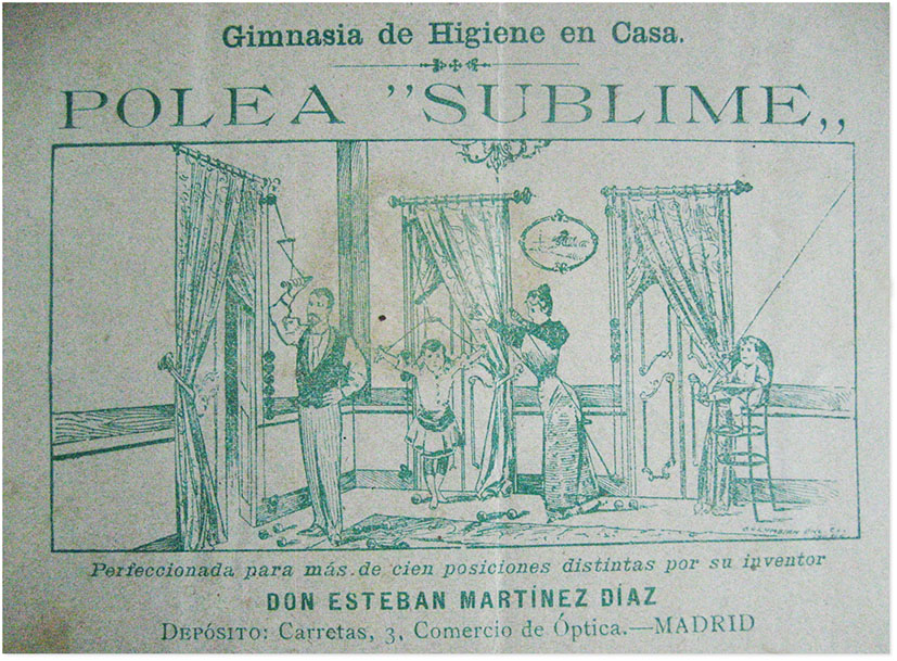 "Portada manual Polea ""Sublime"""