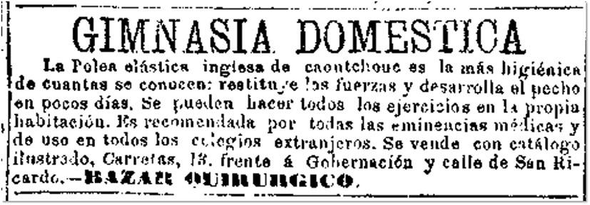 El Liberal, 9 de marzo de 1893, p. 4