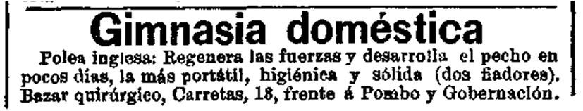 El País, 17 de marzo de 1894, p. 4