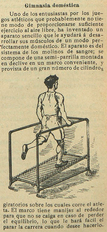 El Mundo Científico, Barcelona, 20 de noviembre de 1909, p. 585