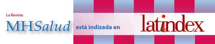 MHSalud se encuentra indizada en Latindex