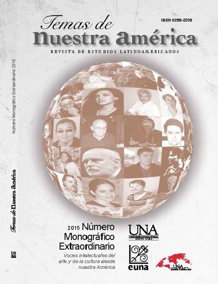Voces intelectuales del arte y la cultura desde Nuestra América. Número extraordinario 2015