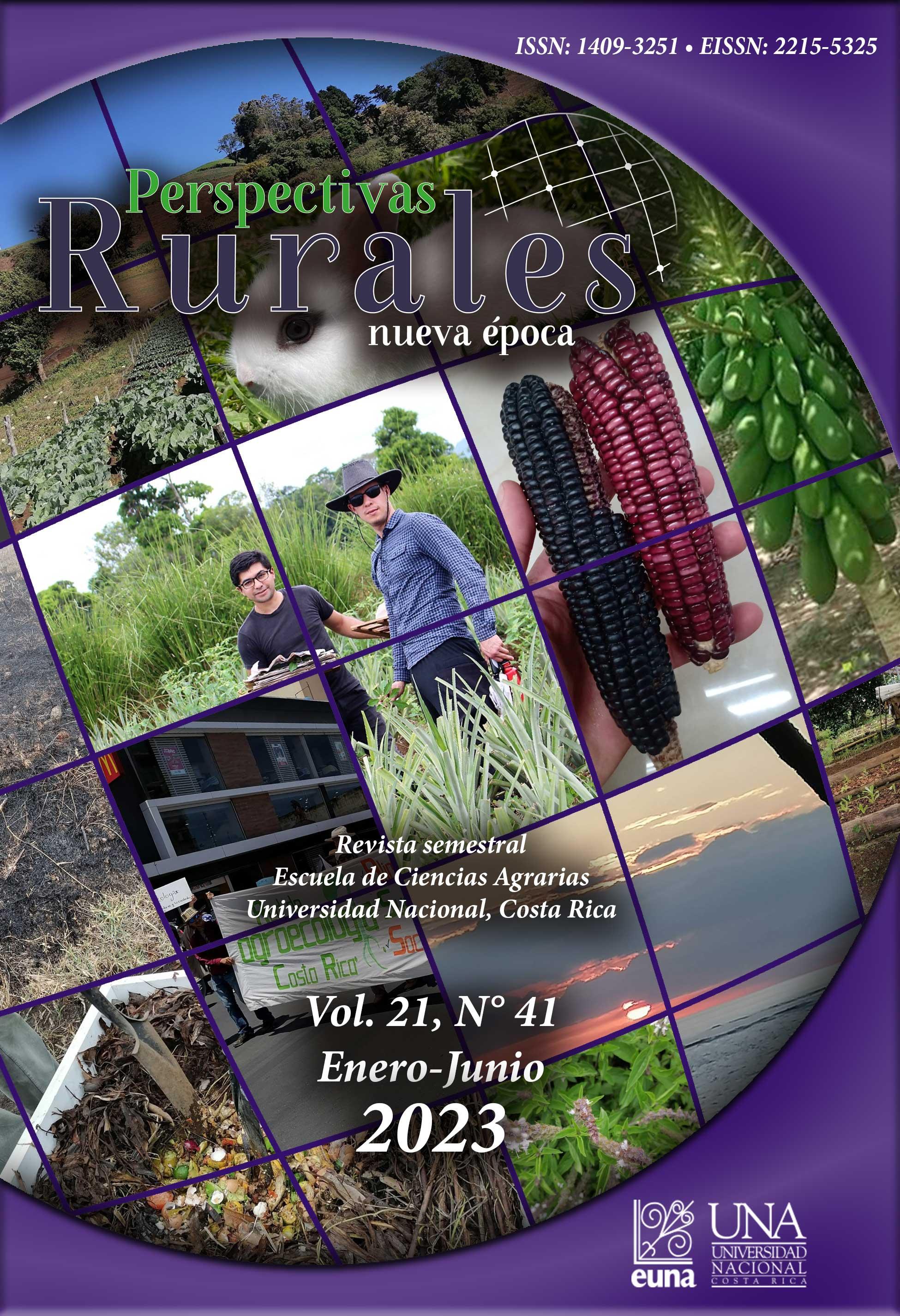 Revista Perspectivas Rurales Nueva Época