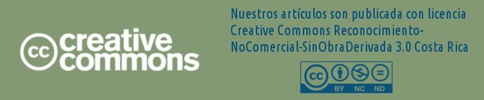 Publicamos con licencia Creative Commons