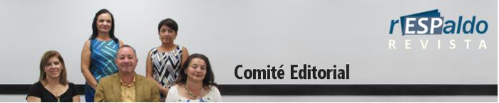 Comité editorial de la revista Respaldo, Universidad Nacional de Costa Rica