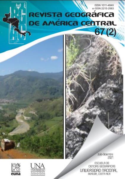 Revista Geográfica de América Central